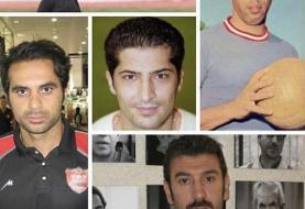 استوری یحیی گلمحمدی به یاد درگذشتگان پرسپولیس/عکس