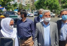 محمود صادقی در انتخابات ریاستجمهوری ۱۴۰۰ ثبتنام کرد
