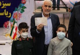 بازدید رحمانی فضلی و عرف از ستاد انتخابات کشور