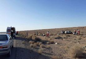 سیستان و بلوچستان/ ۲ کشته در تصادف جاده سراوان