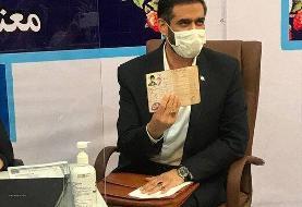 توضیح سردار سعید محمد درباره ساعت ۷۰۰ دلاریاش / گشتند و چون چیزی پیدا نکردن این حرف های عجیب و ...
