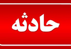 سقوط هواپیمای دو نفره در شرق تهران