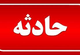 یک کشته و ۲ مصدوم در تصادف غرب تهران