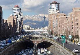 افزایش غلظت ازن در برخی مناطق تهران | پیش بینی شرایط قابل قبول برای هوای پایتخت