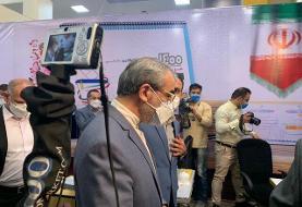 بازدید سخنگوی شورای نگهبان از ستاد انتخابات در وزارت کشور