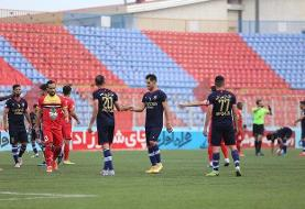 شکایت باشگاه فولاد از داور دیدار این تیم مقابل نساجی