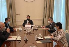 دیدار ظریف با وزیر خارجه اسپانیا / دو طرف درباره برجام و تحولات منطقه گفت و گو کردند