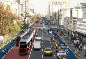 تغییر چهره تهران با اجرای ۳۲ کیلومتر خیابان کامل در ۲۲ محور اصلی | سهم پیادهها و دوچرخهسواران ...