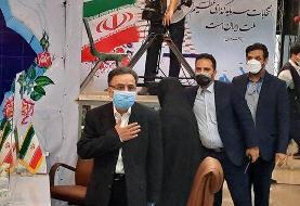 اولین واکنش تاجگردون به حضورش در ستاد انتخاباتی لاریجانی /لاریجانی فردا به ستاد انتخابات می رود