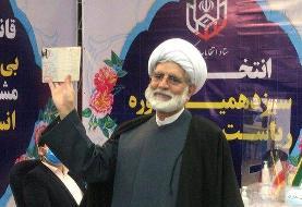 رهامی داوطلب انتخابات ریاست جمهوری شد