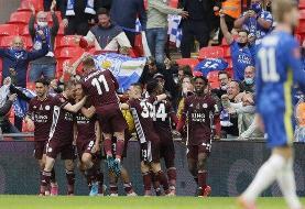لسترسیتی قهرمان جام حذفی انگلیس شد