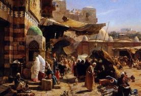 اعیاد مسلمانان در آثار نقاشان غربی