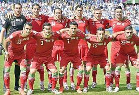 پنج گمشده از تیم ملی ۲۰۱۴