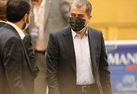 دردسر بازداشت خلیل زاده ادامه دارد/حسابهای باشگاه استقلال مسدود شد