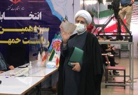 رهامی داوطلب انتخابات ریاست جمهوری ۱۴۰۰ شد