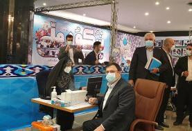 فیروزآبادی، دبیر شورای عالی فضای مجازی برای انتخابات ریاست جمهوری ثبتنام کرد