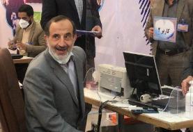خوش چهره داوطلب انتخابات ریاست جمهوری ۱۴۰۰ شد