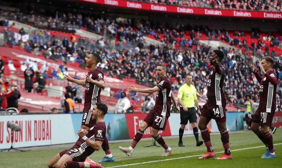 قهرمانی لسترسیتی در جام حذفی بعد از ۵۲ سال