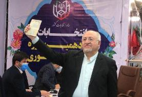 محمدجواد حق شناس داوطلب انتخابات ریاست جمهوری شد