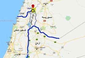 ادعای اسرائیل درباره راکتهای شلیکشده از لبنان