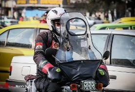 ترافیک سنگین صبحگاهی در معابر تهران