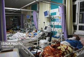 فوت ۲۸۶ بیمار دیگر کرونا/ مجموع قربانیان از ۷۷ هزار نفر گذشت