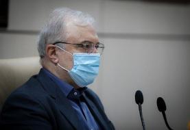 وزیر بهداشت: تزریق روزانه ۵۰۰ هزار واکسن طی روزهای آینده
