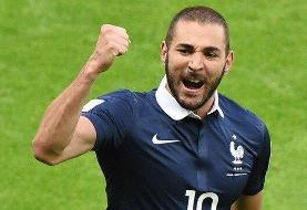 دعوت بنزما به تیم ملی فرانسه بعد از ۵ سال