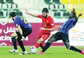محمدی در بین بهترینهای لیگ قطر