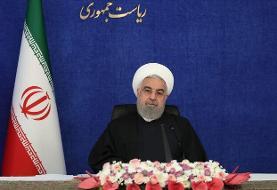 روحانی: سرعتگیری واکسیناسیون با ورود ۲ میلیون و ۴۰۰ هزار دوز واکسن از روز گذشته تاکنون