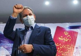 پیام شمخانی به رئیسی /تقدیر جهانگیری از مردم ایران