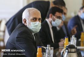 ظریف با نخست وزیر اسبق ایتالیا دیدار کرد