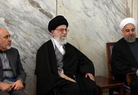 واکنش ظریف به انتقاد خامنهای از سخنانش در