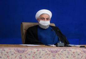 روحانی: میتوان امیدوار بود که اقتصاد به مسیر سالهای ۹۳ تا ۹۶ بازگردد