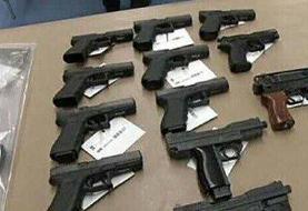 باند فروش سلاح در فضای مجازی فروریخت