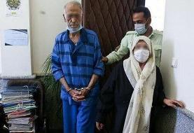پزشکی قانونی: اکبر خرمدین اختلال روانپزشکی دارد، همسرش کندذهن است