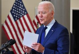 Biden calls out Republicans who have taken credit for rescue plan but voted against it
