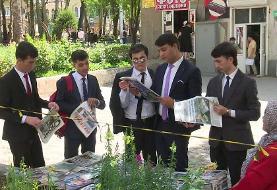 سقوط یک پلهای تاجیکستان در رتبهبندی آزادی رسانهها در جهان
