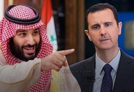 هیأتی سعودی با بشار اسد دیدار کرد