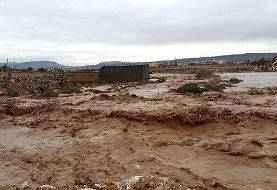 سیلاب دیروز ۹ نفر را مفقود کرد