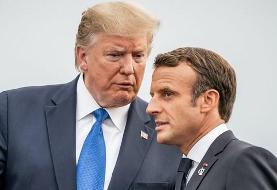مقام دولت ترامپ: بارها خواستار وساطت فرانسه و انگلیس برای مذاکره با ایران شدیم
