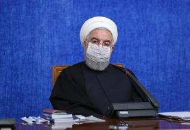 روحانی: باید از منابع ارزی برای تأمین کالاهای اساسی استفاده کرد