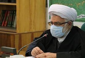 دیدار رئیس سازمان قضایی نیروهای مسلح با خانواده دو شهید دستگاه قضا