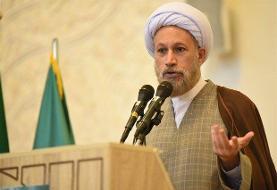 امام جمعه شیراز قرنطینه شد