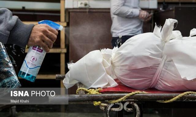 آمار کرونا در ایران امروز سهشنبه ۱۴ اردیبهشت ۱۴۰۰؛ فوت ۳۴۴ نفر در ۲۴ ...