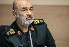 سردار سلامی: در یک کلام حباب امنیت ملی اسراییل ترکید