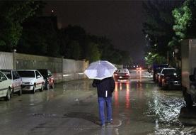 بارشهای بیسابقه در سیستان و بلوچستان