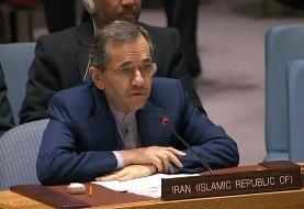 تختروانچی: رژیم اسرائیل به پذیرش کنوانسیون سلاح شیمیایی وادار شود