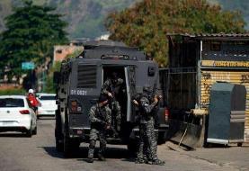 تیراندازی در برزیل با ۲۵ کشته