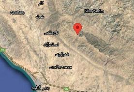 فرماندار گناوه: زلزله ۴.۲ ریشتری خسارتی نداشت